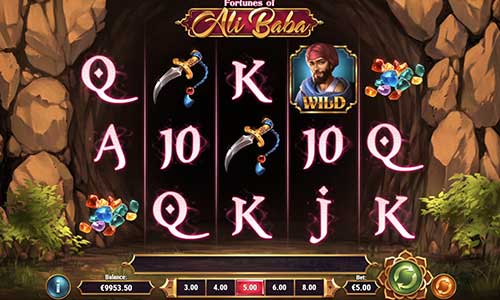 Fortunes of Ali Baba free slot