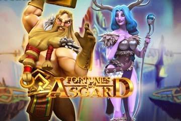Fortunes of Asgard slot Microgaming