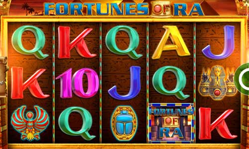 Fortunes of Ra free slot