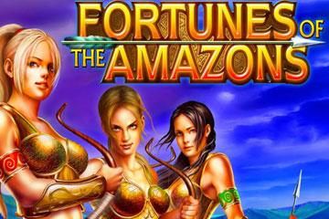 Fortunes of the Amazons slot Cryptologic