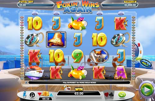 Foxin Wins Again free slot