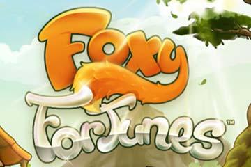 Foxy Fortunes slot Playtech