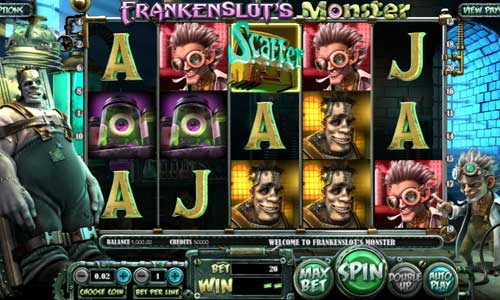 Frankenslots Monster free slot