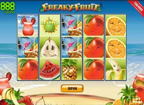 Freaky Fruit casino slot