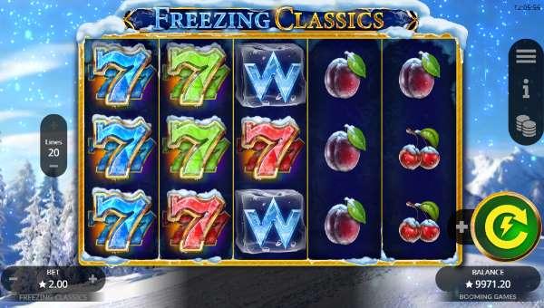 Freezing Classics free slot