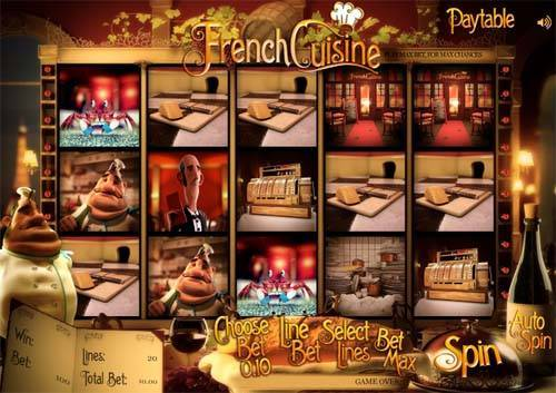 French Cuisine free slot