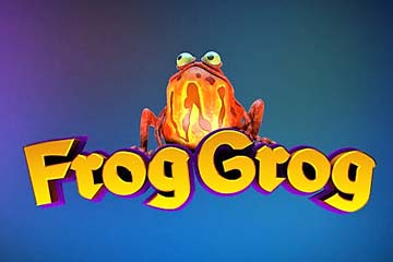 Frog Grog slot Thunderkick