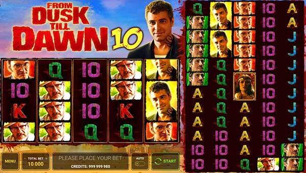 From Dusk till Dawn 10 free slot