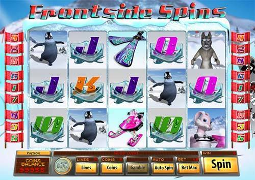 Frontside Spins free slot