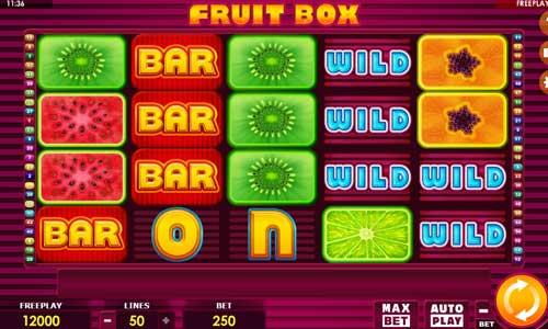 Fruit Box free slot