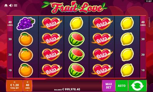 Fruit Love free slot