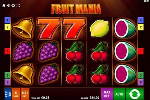 Fruit Mania free slot