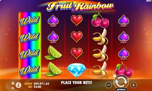 Fruit Rainbow free slot