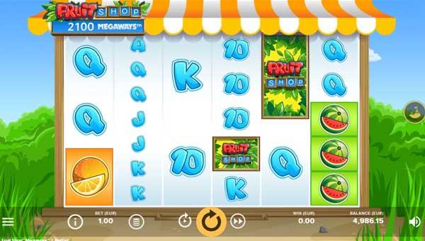 Fruit Shop Megawaysmegaways slot