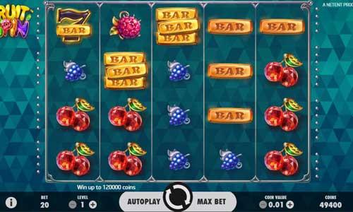 Fruit Spin free slot