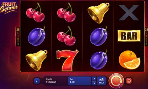 Fruit Supreme free slot