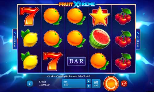 Fruit Xtreme free slot