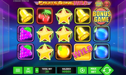 Fruits Gone Wild free slot