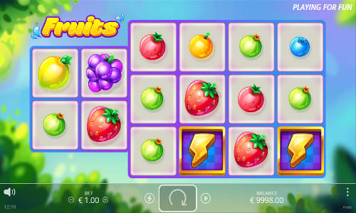 Fruits free slot