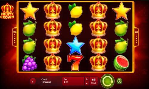 Fruity Crown  free slot