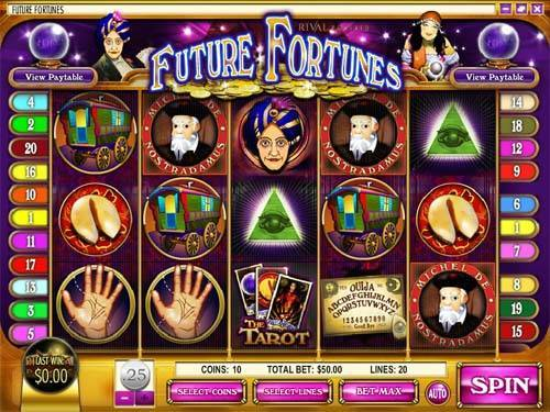Future Fortunes free slot
