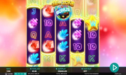 Gem Zone casino slot