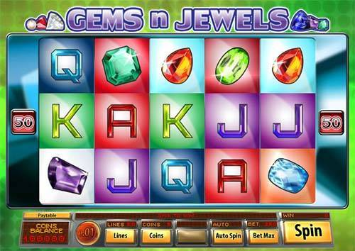 Gems N Jewels free slot