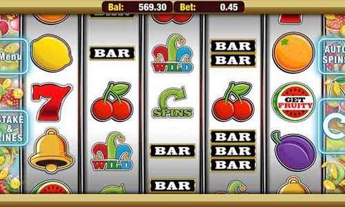 Get Fruity free slot