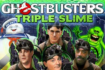 Ghostbusters Triple Slime slot IGT
