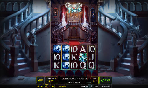 Ghostly Towers free slot
