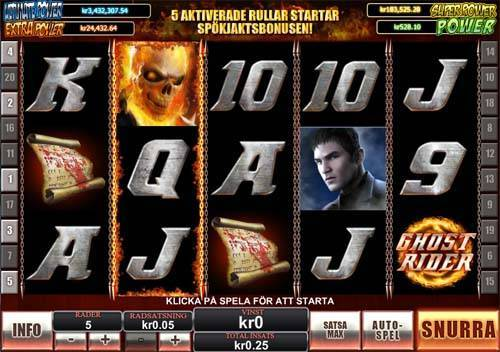 Ghostrider free slot