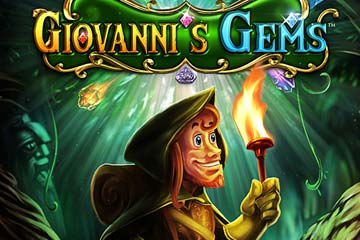 Giovannis Gems slot Betsoft