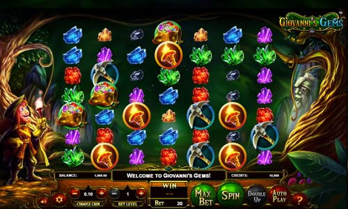 Giovannis Gems casino slot