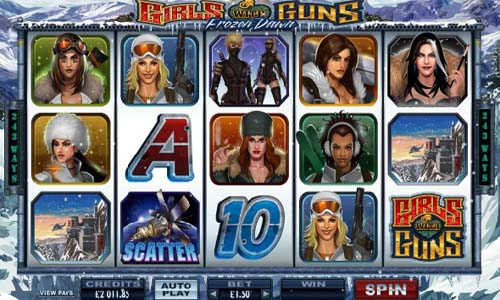 Girls With Guns 2 free slot