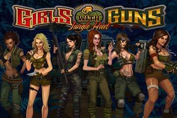 Girls With Guns slot Microgaming