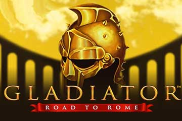 Gladiator Road to Rome slot Playtech