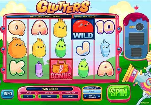 Glutters slot