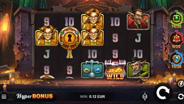 Goblins and Gemstones free slot