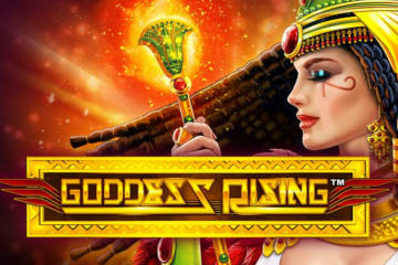 Goddess Rising casino slot