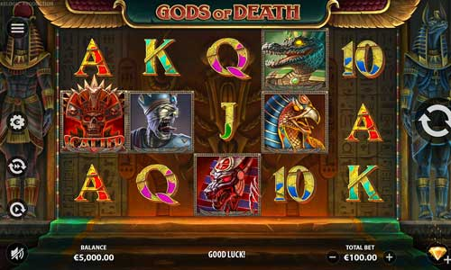 Gods of Death free slot