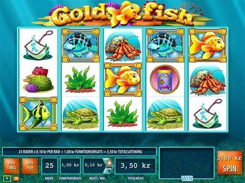 Gold Fish free slot