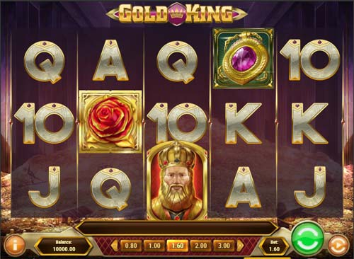 Gold King free slot