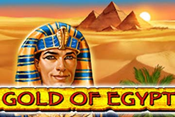 Gold of Egypt free slot
