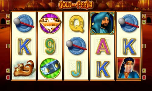 Gold of Persia free slot