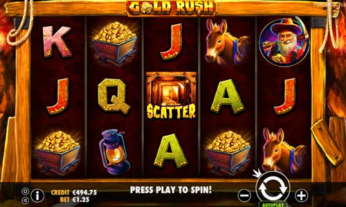 Gold Rush free slot