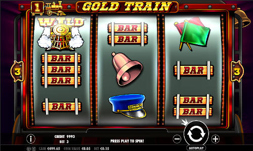 Gold Train free slot