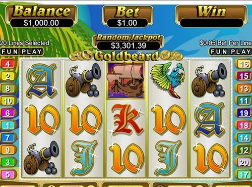 Goldbeard™ Slot Machine Game to Play Free in Realtime Gamings Online Casinos