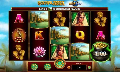 Golden Asia casino slot