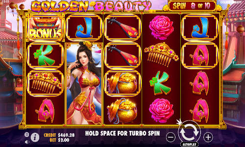 Golden Beauty free slot