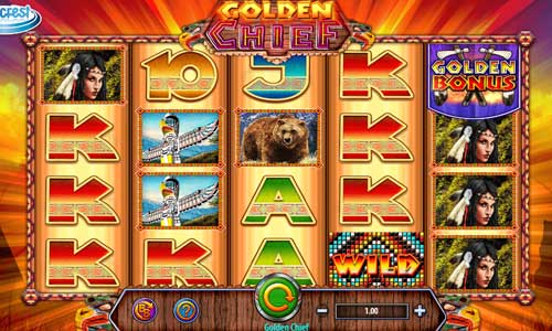 Golden Chief free slot